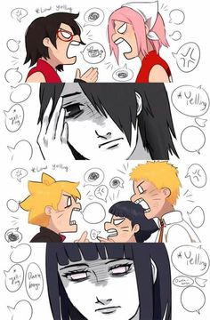 Naruto Next Generation funny