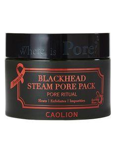 CAOLION Premium Blackhead Steam Pore Pack 50g