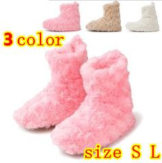 Free Shipping 2013 Winter Korea Women's Cotton Home Shoes Boots Indoor Package With Soft Outsole Shoes Home Pink/Beige/Khaki $6.48 - 6.84