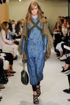 Sonia Rykiel Spring 2015 Ready-to-Wear Fashion Show - Lizzy Jagger (OUI)