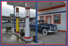 old gas stations 137