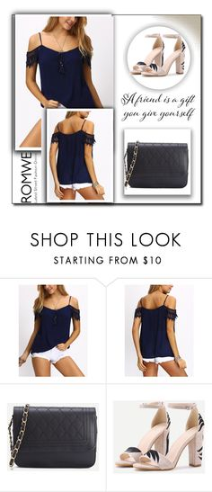 """""""ROMWE 1 / XII"""" by ozil1982 ❤ liked on Polyvore"""