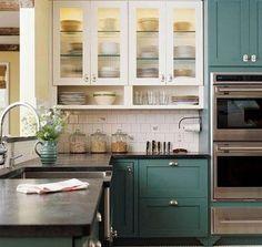 benjamin moore waterbury green accent colors - Google Search