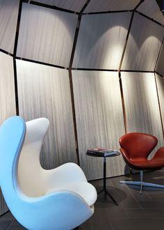 Slimtech Line Blue collection -  Patrick Norguet with Lea Ceramiche