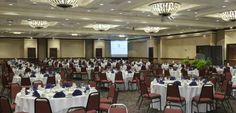 Embassy Suites Montgomery - Hotel & Conference Center, Al - Embassy Ballroom