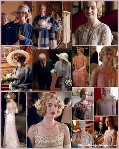 Lady Rose MacClare | Downton Abbey