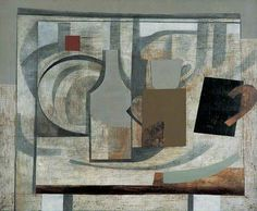 Your Paintings - Ben Nicholson paintings Abstract Painters, Abstract Art, Aberdeen Art Gallery, Still Life Artists, Painting Still Life, Art Uk, Modern Artists, Your Paintings, Painting & Drawing