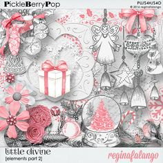 LITTLE DIVINE ELEMENTS 2 By Regina Falango