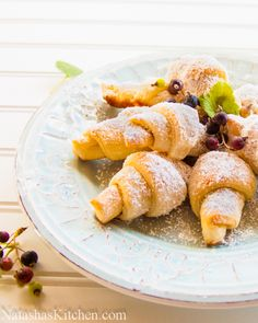 Mom's famous Rugelach | Russian desserts, Russian food, Russian Recipes | rogaliki, рогалики