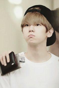 EXO Baekhyun...♡ I love you too, saranghae! | KPOP ...