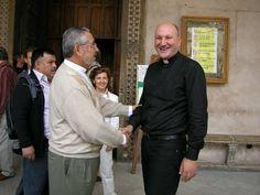 Don Nicola parroco del Duomo di Monreale