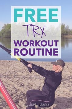 free TRX workout routine for women Trx Workouts For Women, Workout Routines For Women, At Home Workout Plan, At Home Workouts, Workout Tips, Trx Full Body Workout, Cardio Vs Weight Training, Workout To Lose Weight Fast, Fitness Tips