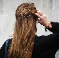 Hollow Hoop Boho Hairpin                      – The Boho Boutique