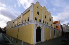 Reconstructionist Temple Emanuel in Curacao, oldest continuously run congregation in the western hemisphere.