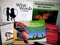 Christian parenting books 1