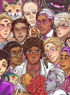 japhers:  A huge pile of Cecils I love with a Carlos because kiss kiss fall in love ;u; ooh, and Cecil links [shiba Cecil and Mr. Tentacles are friend suggestions] papabrostrider | technicolordame | revorocketnails | littleulvar | deantheprincess | nowisthewinter | derp mine | thaumivore | akasakaryuunosuke's fish cecil idea | inktrashing | draculs