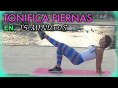 DIA 12: TONIFICA PIERNAS EN 15 MINUTOS! | Naty Arcila | - YouTube