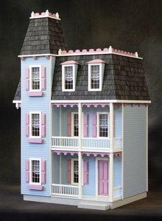 Alison Jr.   Build A Dollhouse    www.thedollhousecompany.com