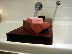 Check out this item in my Etsy shop https://www.etsy.com/au/listing/249016258/soap-holder-natural-reclaimed-wood