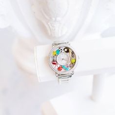 Origami Owl watch pe