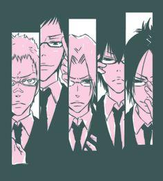 Ryohei Sasagawa Character | ... , Yamamoto Takeshi, Sasagawa Ryohei, Hibari Kyoya, Rokudou Mukuro
