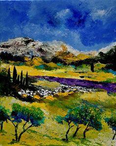 Pol Ledent: Provence
