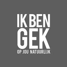 G E K op jou ♡ Dutch Words, Company Logo, Calm, Logos, Logo