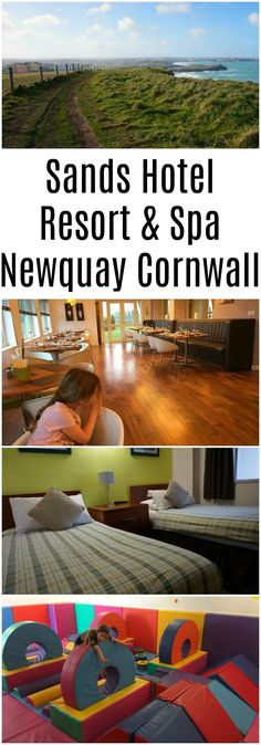 Reviewed: Sands Hotel Resort & Spa Newquay, Cornwall #travelwithkids #cornwall #newquay #familytravel #uktravel