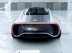 mercedes plans to unveil EV concept at paris motorshow 2016