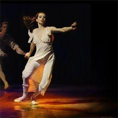 "Diana Vishneva Диана Вишнёва and Igor Kolb Игорь Колб, ""Romeo and Juliet"", Mariinsky Ballet - Photographer Mark Olich"