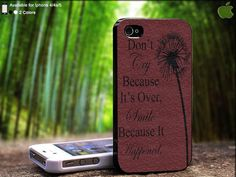 Dr. Seuss Brown Dandelion Design For iPhone 5 / 4 / by SidePucket, $15.89