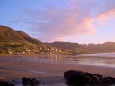 Ahipara Beach view - New Zealand