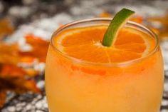 Jack-O-Lantern Cocktail Recipe