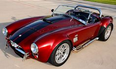 1966 427 SC Cobra by ERA