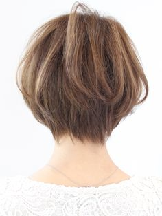 34 ideas for womens hair styles short hairdos Front Hair Styles, Hair Styles 2014, Medium Hair Styles, Short Sassy Haircuts, Bob Hairstyles For Thick, Short Straight Hair, Short Hair Cuts For Women, Japanese Short Hair, Short Hair Undercut