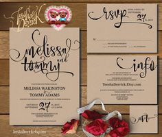 Over 30 free printable wedding invitations all cheap crafts free printable wedding invitation suite w0346 consists of invitation rsvp monogram and junglespirit Gallery