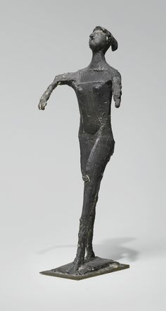 MARINO MARINI 1901 - 1980 PICCOLA DANZATRICE (SMALL DANCER) Stamped with the initials M.M Bronze Height: 17 3/4 in. 45.1 cm