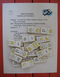 Kids will practice Fractions with this game