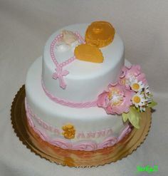 Cake for First Holy Communion - torta na 1. sv. prijímanie