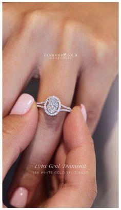 Wedding Rings Simple, Wedding Rings Vintage, Vintage Engagement Rings, Round Wedding Rings, Gold Wedding, Dream Wedding, Wedding Ring Bands, Big Diamond Wedding Rings, Weding Ring