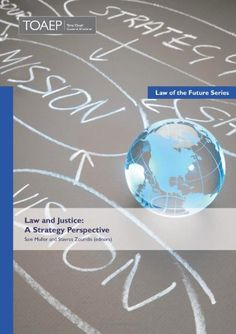Download free Law and Justice: A Strategy Perspective pdf