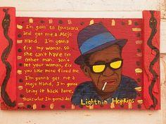Lightnin' Hopkins - Dalton Art