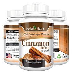 Cinnamon Ceylon Capsules Fresh