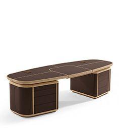 Tycoon Table by — ECC Lighting & Furniture