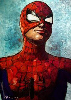 Spider-Man by Ethan Scott