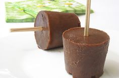 Satisfy Your Sweet Tooth With These Healthy Snack Ideas: Mocha Fudge Pops