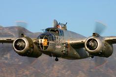 B-25 | Aerei USA della seconda guerra mondiale – North American B 25 ...