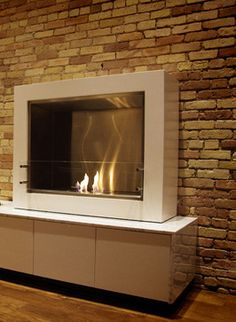 1000 images about eco friendly fireplaces studio v40 on for Eco friendly fireplace