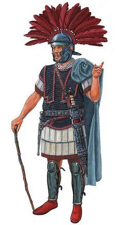 """""""M. Favonius Facilis Centurion mid First Century AD""""                                                                                                                                                                                 Más"""