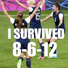 """""""Gosh why do we do this to ourseleves!"""" ~Pinoe"""